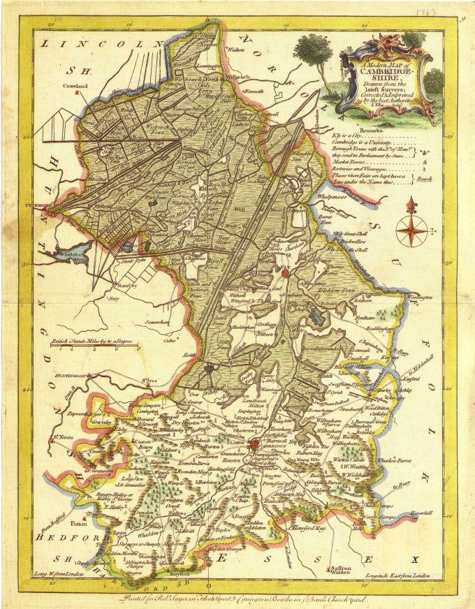Isle of Ely 1648